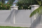 Mount Eccles Barrier wall fencing 1