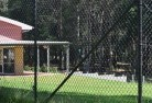 Mount Eccles Chainmesh fencing 12