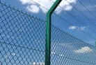 Mount Eccles Chainmesh fencing 14