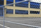 Mount Eccles Chainmesh fencing 3