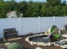 Kwikfynd Privacy fencing mounteccles